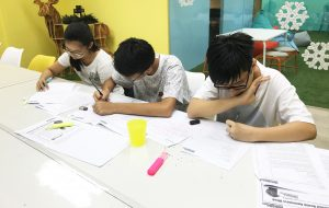 English Tuition for Secondary school Students at Augustine's Tuition Centre