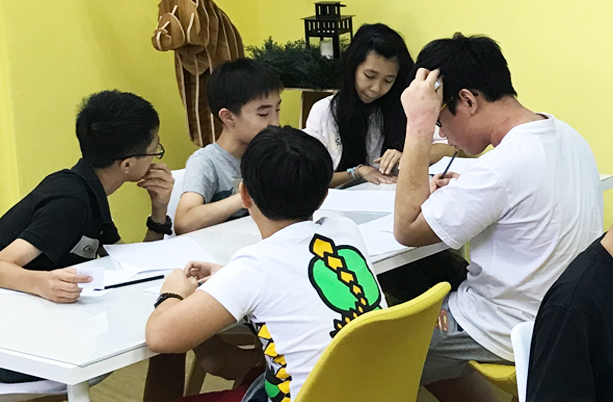 English tuition for primary